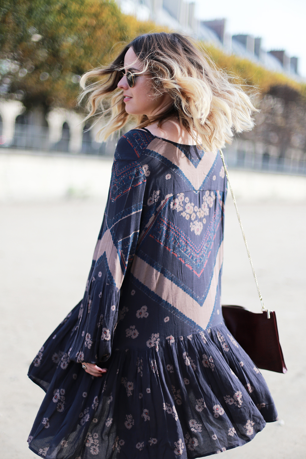 WHIP MY HAIR BACK AND FORTH (IN A PRETTY BOHEMIAN DRESS ...